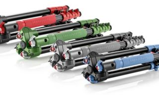 Manfrotto Befree Colors