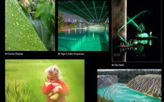 Ganadores Emerald Green