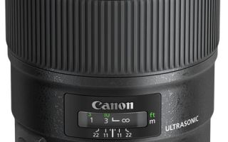 Canon EF 35 mm f/1,4L II USM