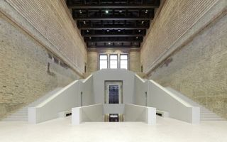 Neues Museum. Isla de los Museos en Berlín. Alemania. - David Chipperfield