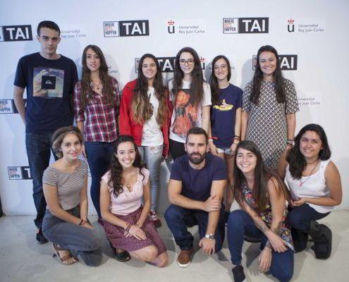 Alumnos Escuela TAI