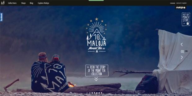 Maloja Screenshot
