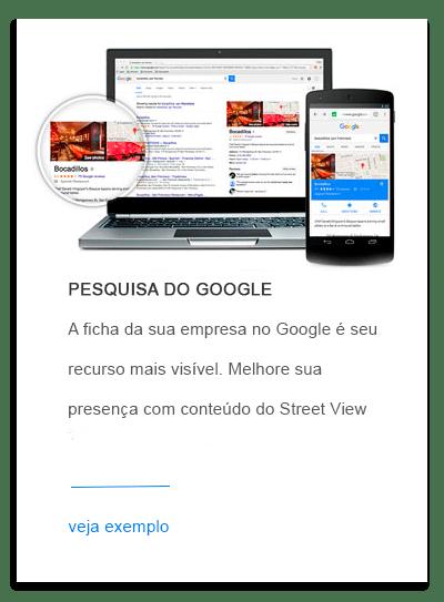 Buscas Google