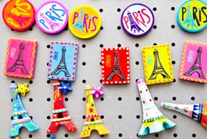 Paris souvenir