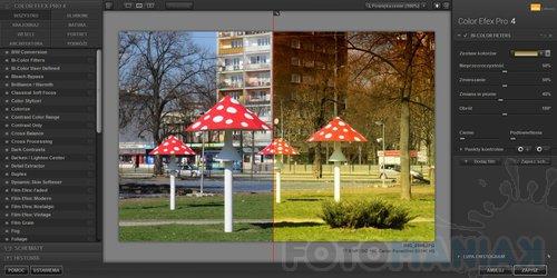 Color Efex Pro 4/fot. fotoManiaK.pl