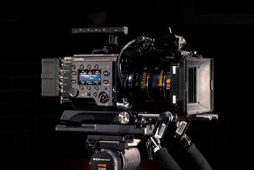 Sony de Venecia: cámara de cine digital con un sensor de imagen de ...