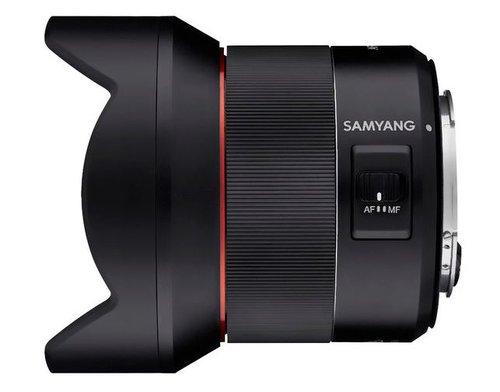 Samyang AF 14 mm f/2.8 EF