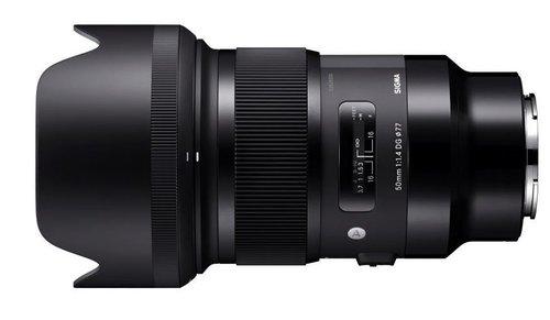 SIGMA 50mm F1.4 DG HSM Art