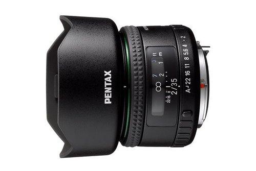 Pentax-FA HD 35 mm f/2