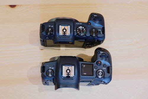 Canon EOS RP i EOS R/fot. fotoManiaK.pl