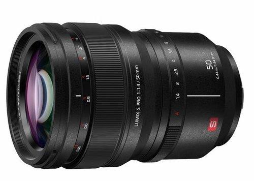 LUMIX S PRO 50 mm F1.4