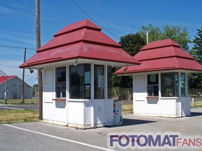 Huron County Fairgrounds Ticket Booths