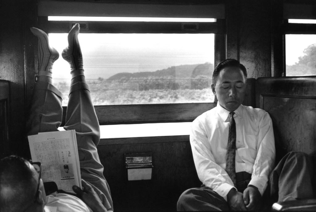 JAPAN. Hokkaido. Near Noboribetsu. 1965.