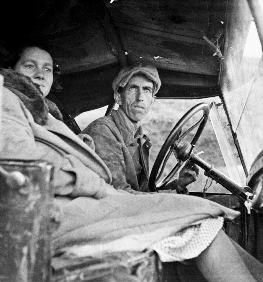 Dorothea Lange, farmer