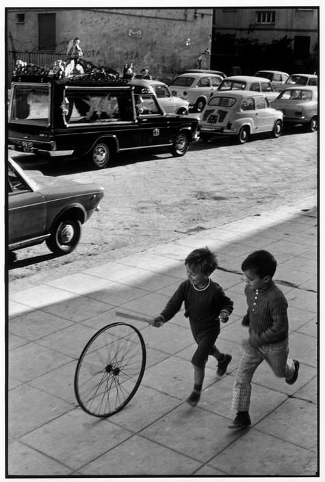 ITALY. Sicily. Palermo. 1971.