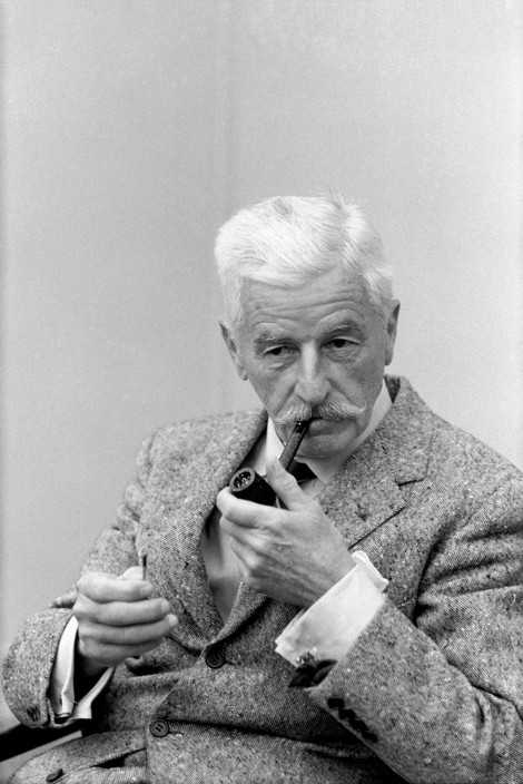 William FAULKNER, US writer.  New York State. West Point.