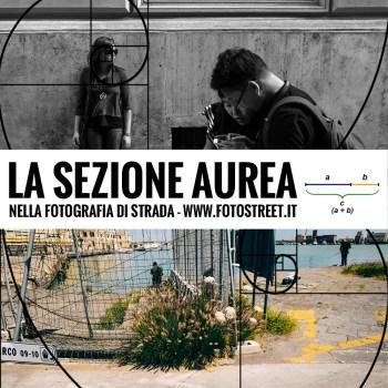 Sezione Aurea nella street photography