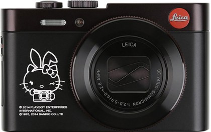 Leica C Hello Kitty and Playboy anniversary edition camera 420x263 Nueva Leica C edición aniversario Hello Kitty y Playboy