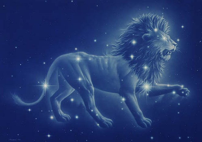 Full Moon in Leo February 2015