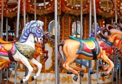 merry-go-round emotional