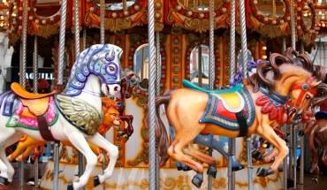 merry-go-round emotional