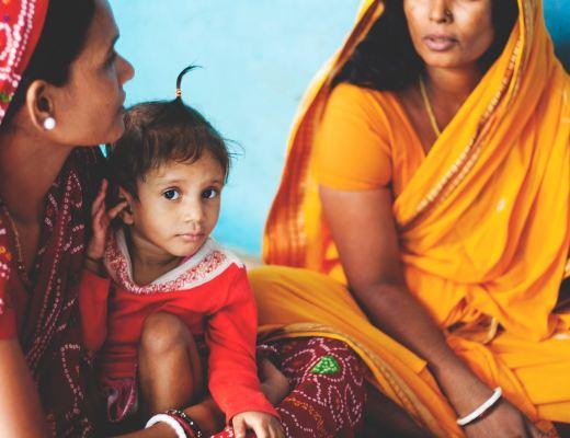 Feminine Divine in Mother India