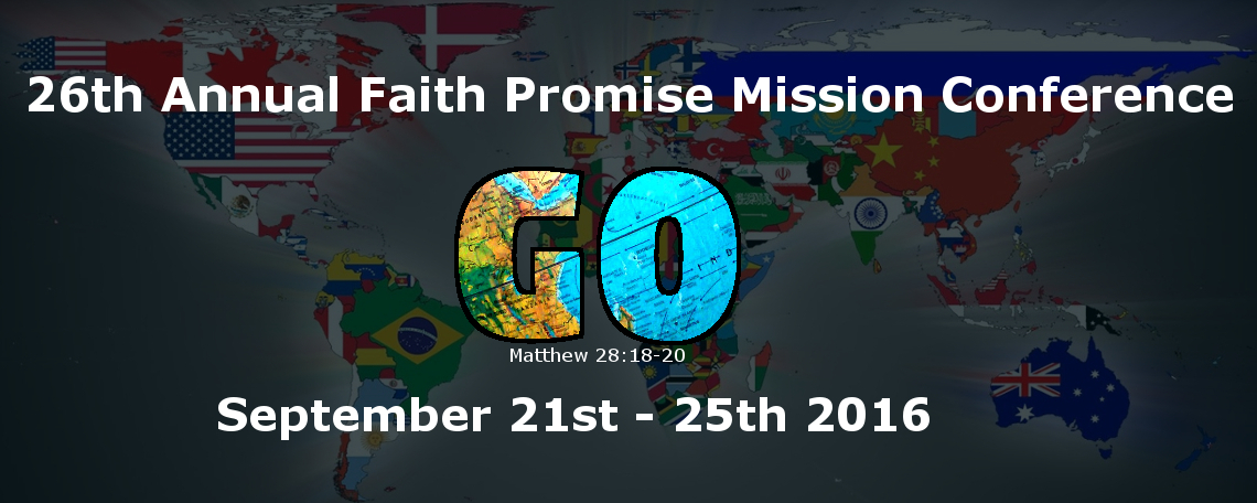 Missions Emphasis Month