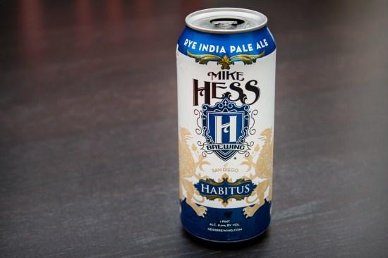 Mike Hess Brewing - Habitus