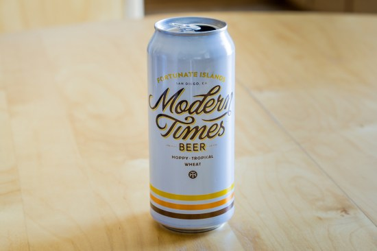 Modern Times Beer - Fortunate Islands