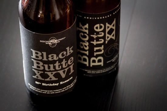 Deschutes Brewery Anniversary Beers