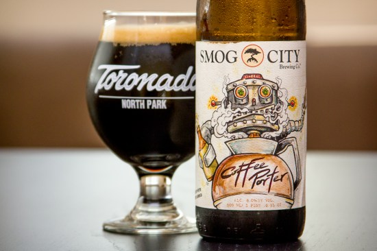 Smog City Brewing Co. - Groundwork Coffee Porter