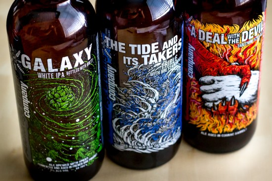 Anchorage Brewing Company Beers