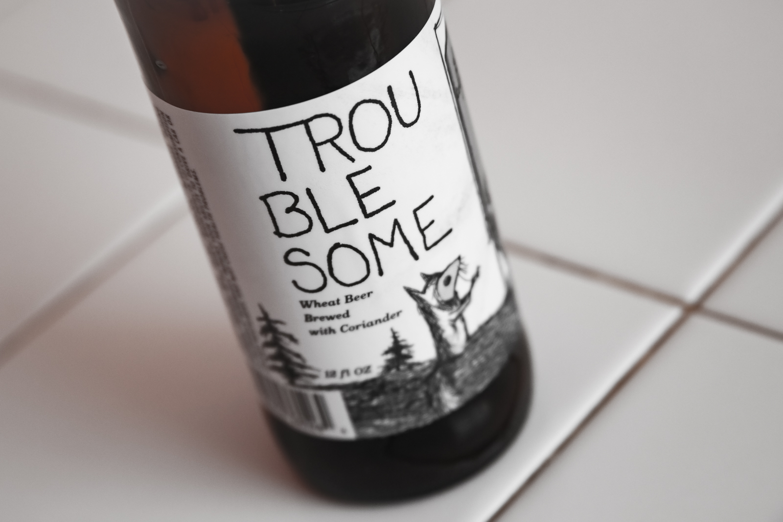 Off Color Brewing - Troublesome