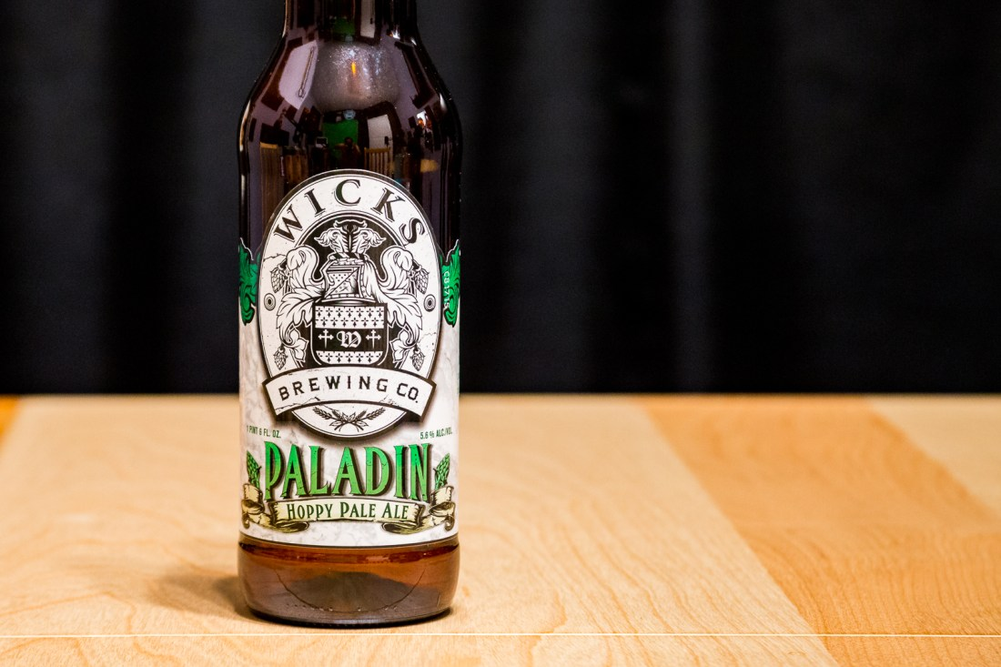 Wicks Brewing Company - Paladin Pale Ale