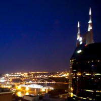 Nashville Landmark NOT Appearing in Batman v. Superman
