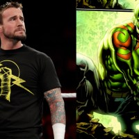 Beaking News: CM Punk to write Marvel series, Drax