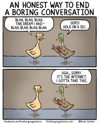 BORINGCONVERSATION