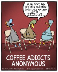 coffee anonymous
