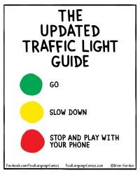 traffic light guide