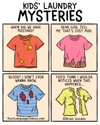 laundry mysteries
