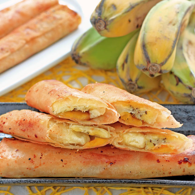 Turon Recipe (Banana Lumpia)