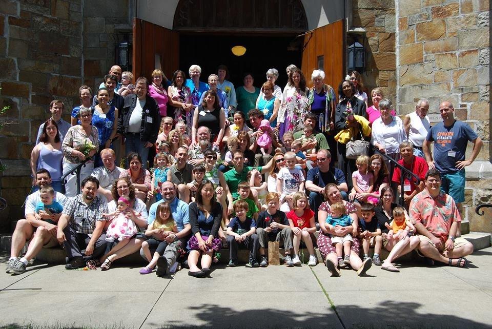 Malden congregation (old)
