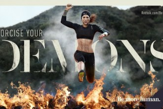 Be More Human : Reebok s'affirme dans le marketing expérientiel