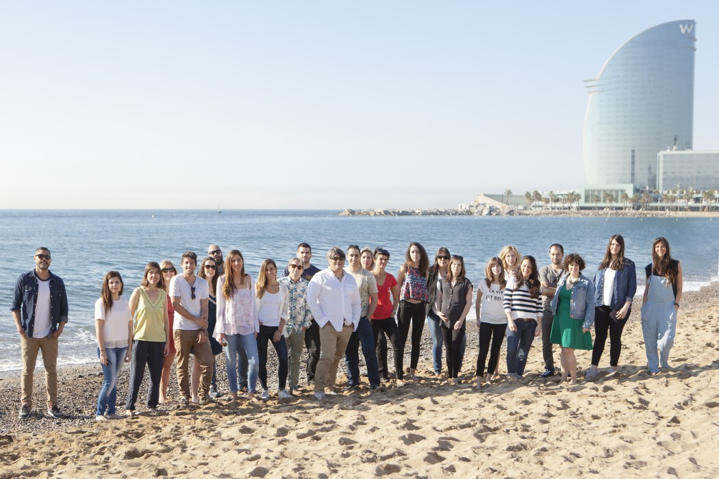Barcelone est une ville très à la pointe sur le plan du design, véritable vivier de talents locaux et internationaux