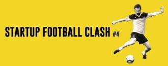 Le Startup Football Clash  de La Mutinerie est de retour pour sa 4ème édition le 21 novembre
