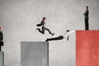 """""""Seulement 20% des entrepreneurs se font accompagner alors que l'accompagnement est un vrai facteur de réussite du projet"""" Jean-Luc Vergne, Président de BGE"""