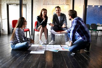 Les jeunes préfèrent l'entrepreneuriat au CDI