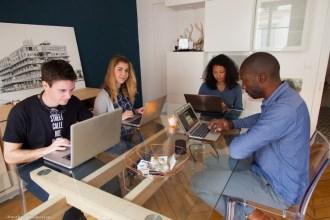 """""""Nous sommes entrés dans une nouvelle ère où le numérique façonne notre rapport au travail et à l'emploi"""" Laura Choisy, fondatrice de Cohome"""