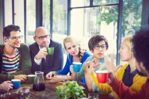 Rendez-vous au salon SME pour le prochain petit-déjeuner entrepreneurs !