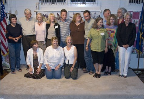 Hindman 2007 Staff